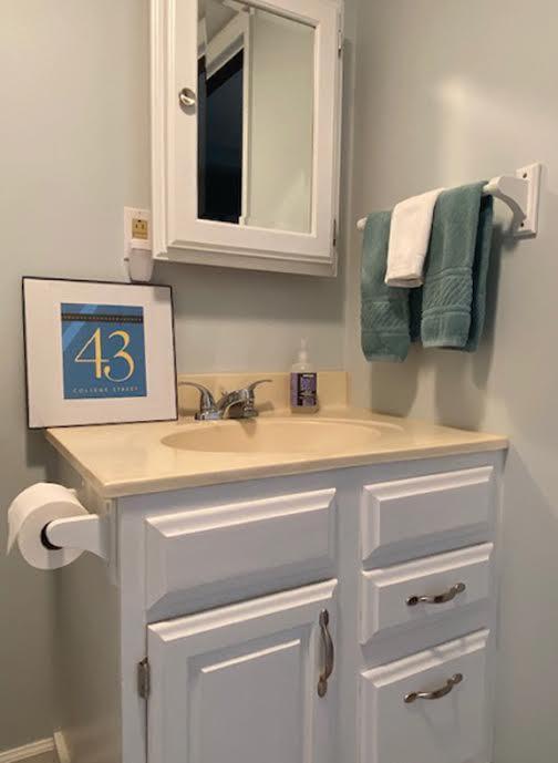 cider mill apartment bathroom sink